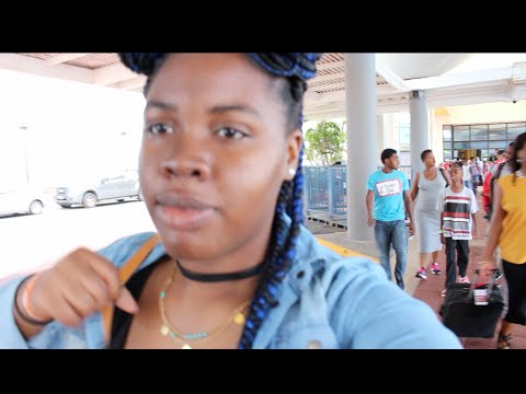 Summer vacation vlog day 5: puerto rico ,shopping, deck party