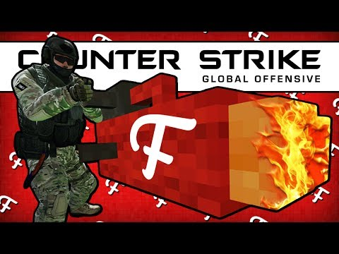 CSGO Minigames: Epic Flamethrower Battle & Boxing! (Counter Strike Global Offensive - Comedy Gaming)