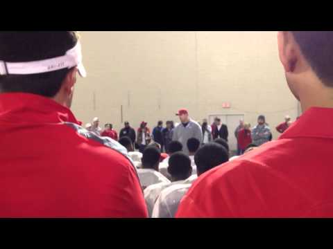 Navy SEAL Billy Wagasy at Ohio State - YouTube
