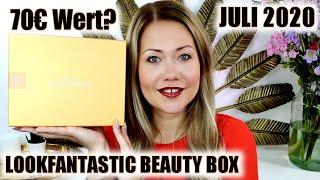 70€ Wert? Lookfantastic Beauty Box Juli 2020