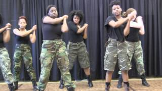 Umoja Praise Dance Ensemble- Waging War Cece Winans