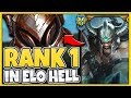 WHEN THE #1 TRYND WORLD VISITS ELO HELL (FOR THE FIRST TIME) - League of Legends