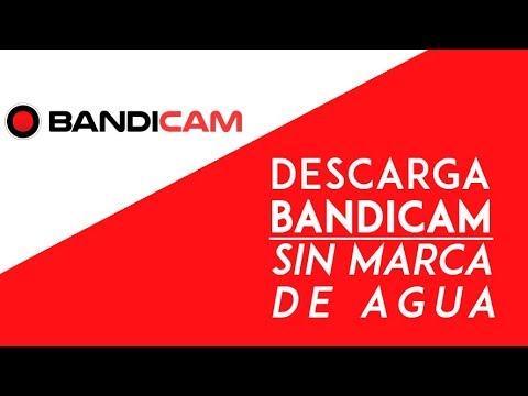 Descarga Bandicam Sin Marcas De Agua Instalador Portable Full Funcionando En 2019 Youtube