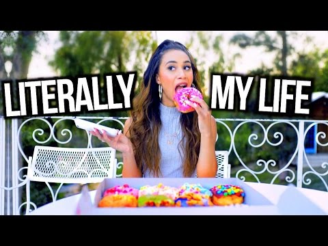 Thumbnail: Literally My Life (OFFICIAL MUSIC VIDEO) | MyLifeAsEva