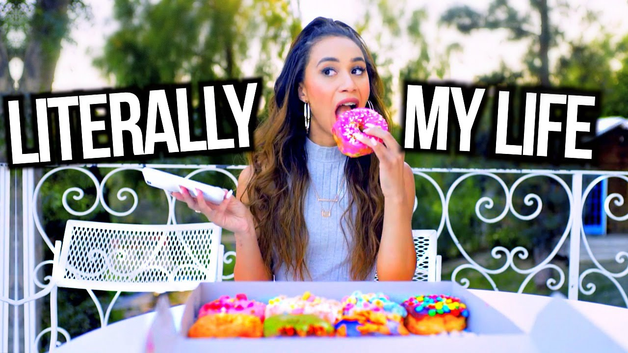 Literally My Life Official Music Video Mylifeaseva Youtube