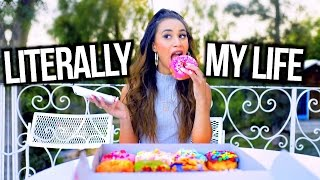 Literally My Life (OFFICIAL MUSIC VIDEO) | MyLifeAsEva(MEET ME! Going on tour with all of my best YouTube friends! Click here for tickets: http://bit.ly/GNIEvaG Get the song now on iTunes!!, 2015-04-16T12:00:00.000Z)