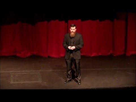 A Fundamental Orientation Toward God | Paul Grubb | TEDxYouth@JHS