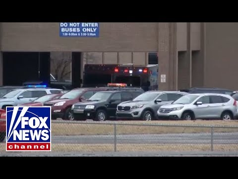 At least one dead, several injured after KY school shooting