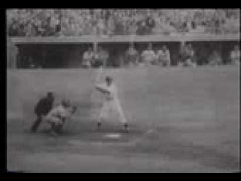 1947 World Series Yankees vs. Dodgers