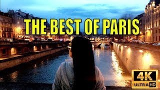 The Best Places To Eat In Paris in 4K with Mariah Milano!