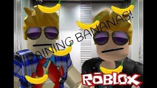 RAINING BANANAS (Roblox : The Normal Elevator)