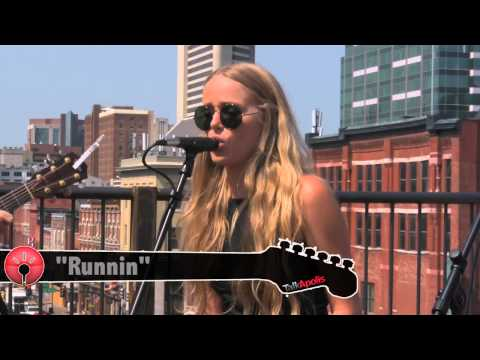 Emerging Artists: Leah Blevins - Runnin'