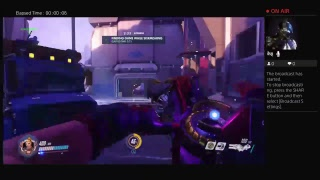 Comp overwatch with freinds