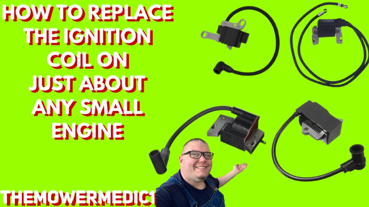 maxresdefault briggs and stratton engine repair how to replace the ignition briggs and stratton ignition coil wiring diagram at cita.asia