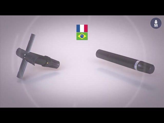 Ep. 8/8 - Naval Group Underwater Weapons in Saint-Tropez: Torpedo Countermeasures