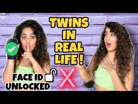 Download HOW IS IT TO HAVE A TWIN? |CHINKI MINKI
