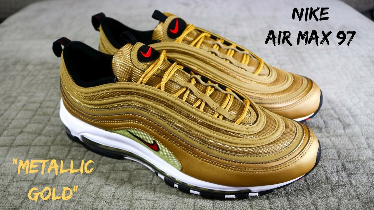 low priced 12a3e a3cd8 australia resellers be trippin nike metallic gold air max 97 qs  ottomanboxopenings 2b2b3 eedf4