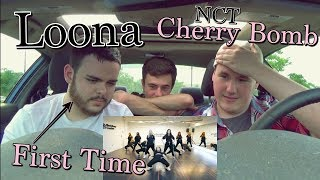 Gambar cover LOONA - Cherry Bomb Dance Cover REACTION [Josh's First Time Watching LOONA!]