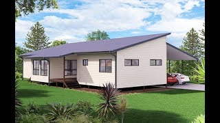 4 Bedroom Kit Homes Toowoomba