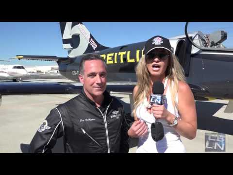 Breitling Jet Team at Long Beach Airport
