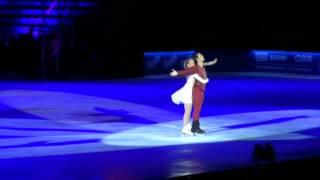 "Stéphane Lambiel & Carolina Kostner ""Romeo and Juliet"" Opera on Ice 2012"