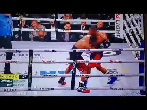 Falece o boxeador Patrick Daycatro días despois de ser noqueado