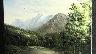 Paint with Kevin Hill - Spring Mountain range