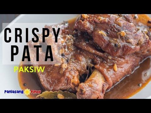Crispy Pata Paksiw | How to Cook Pork Paksiw - Panlasang ...