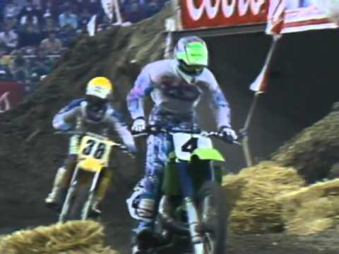 Supercross Classics 1988 - Seattle 2/14/1988