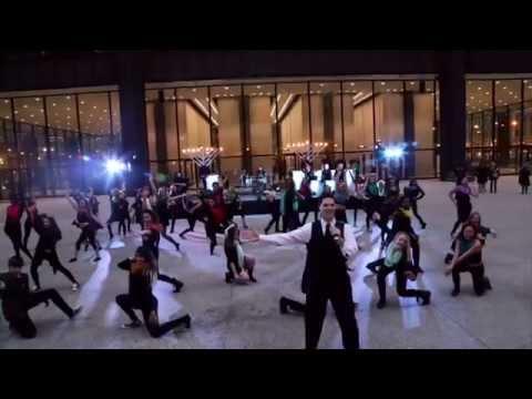 Hanukkah Song Mashup - Dance Spectacular! - Elliot Dvorin | Key Tov Orchestra - שירי חנוכה
