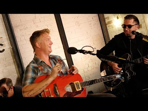 Queens of the Stone Age  Domesticated Animals 6 Music  Room