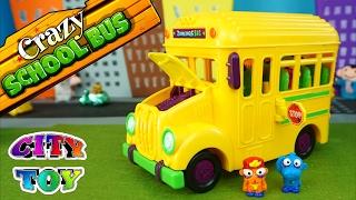 ZOMLINGS Crazy School Bus y series 5 en Español