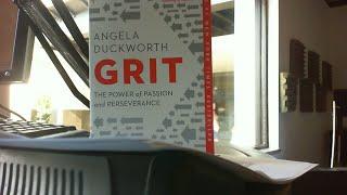 Angela Duckworth Interview - Grit