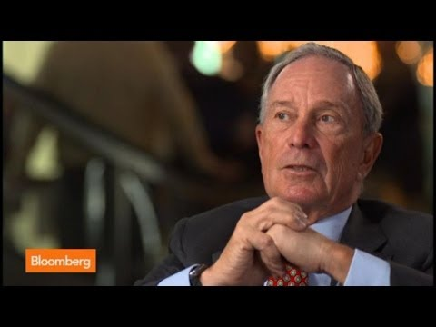 Michael Bloomberg: Didn't Doubt Being Mayor After 9/11