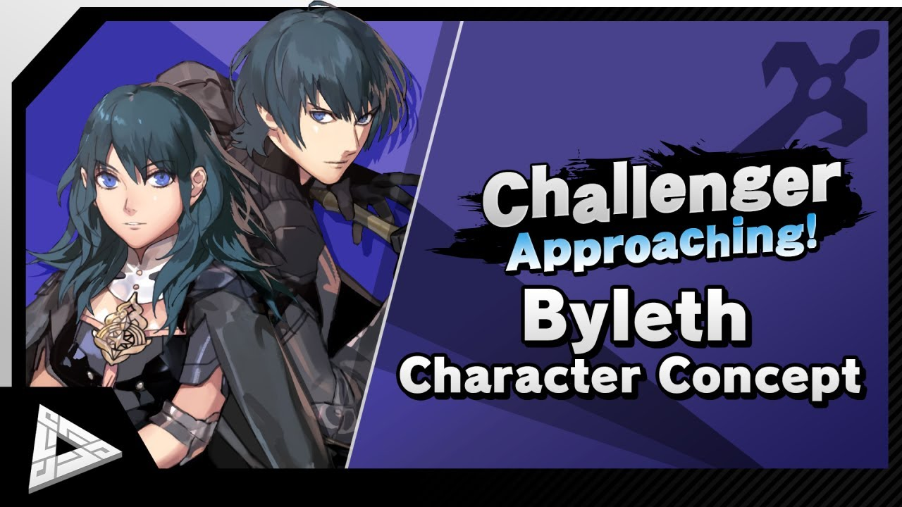 Fire Emblem: Three Houses' Byleth takes a turn on Super Smash ...