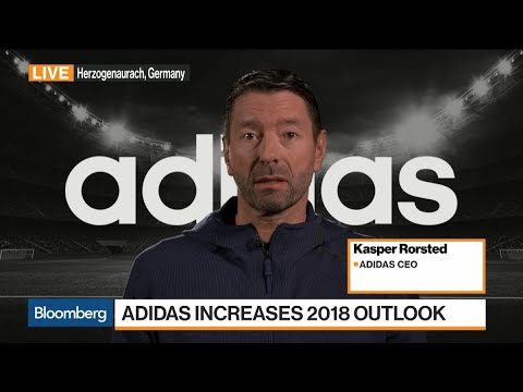 Adidas CEO on Guidance, European Growth, China, E-Commerce