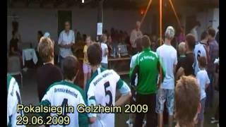 C1 - Borussia Hohenlind / Turniersieg 2009 in Golzheim, Siegerehrung