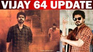 Vijay 64 update
