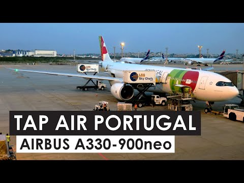 [Flight Report] TAP AIR PORTUGAL | Sao Paulo ✈ Lisbon | Airbus A330-900neo | Business