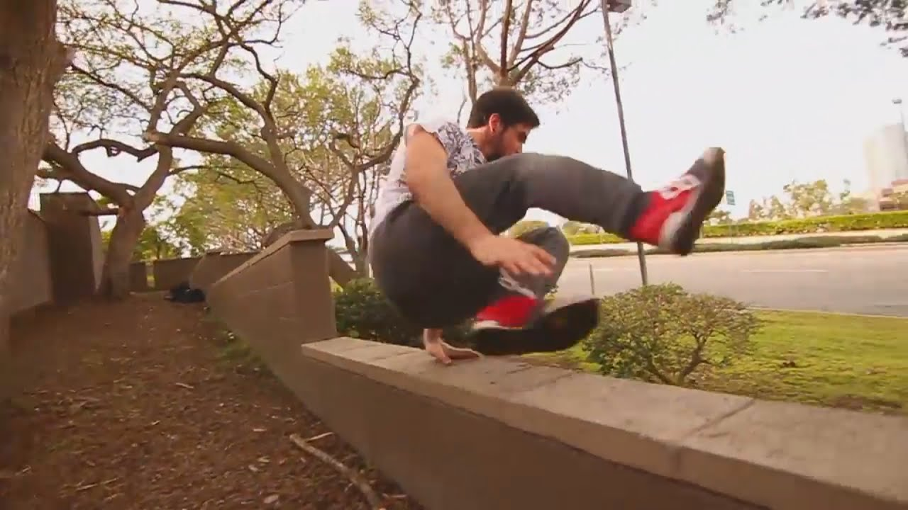 Parkour and Freerunning 2016 - Explore and Jump