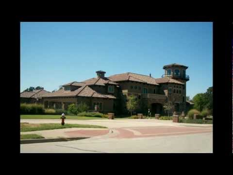 Miramont, Bryan, Texas..... A tour of some amazing homes.