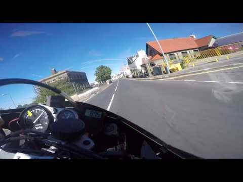 WizNorton Racing- 2016 Superbike Classic TT Race Onboard