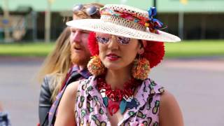 Highlights from Moet & Chandon Spring Champion Stakes Day