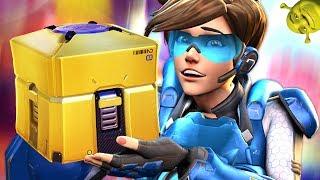 Overwatch - I GOT THE GOLDEN LOOTBOX