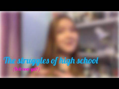 High school struggles