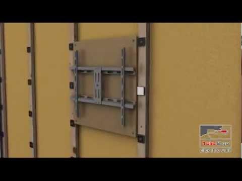 Τοποθέτηση επένδυσης laminate σε τοίχο (click it to wall)