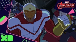 Avengers: Ultron Revolution | Captain Marvel | Offizielle Disney XD UK