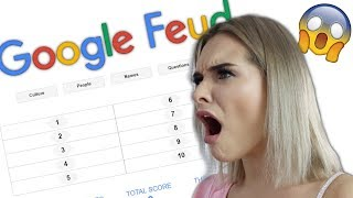 WHY ARE PEOPLE GOOGLING THAT?! | Google Feud