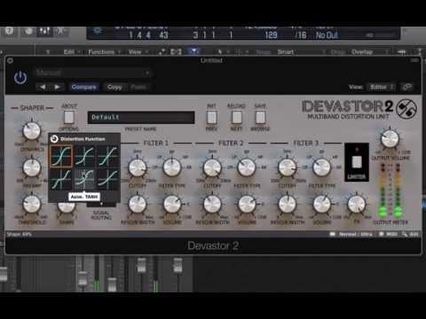 Devastor 2 Walkthrough - Multiband Distortion Unit From D16