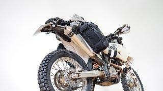The TET ready KTM 450 EXC